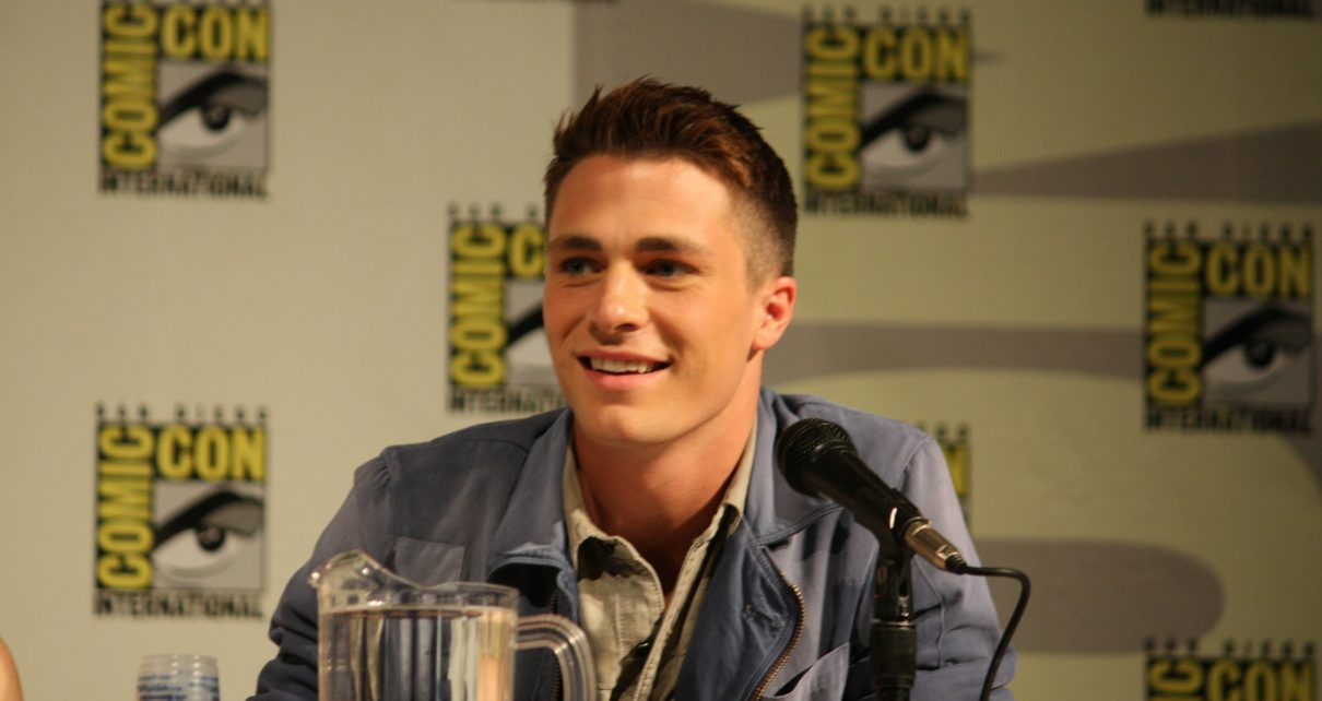 Colton Haynes Agents of Shield