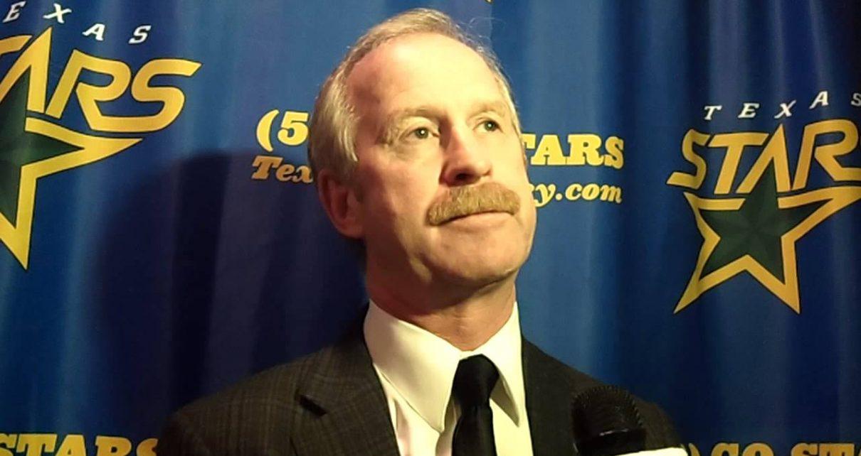 Jim Nill GM Dallas Stars