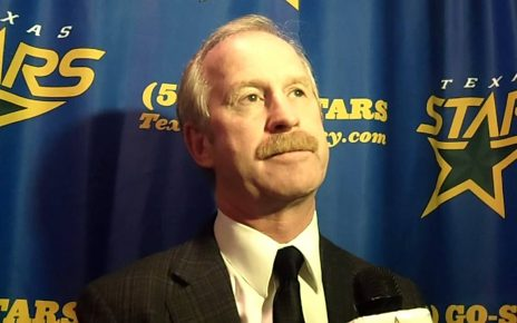 Jim Nill GM Dallas Stars