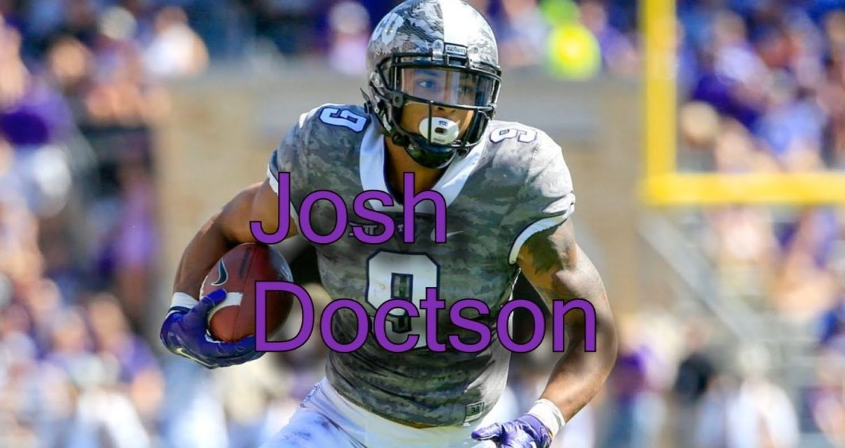 Washington Redskins WR Josh Doctson