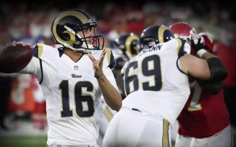 Los Angeles Rams 3 questions