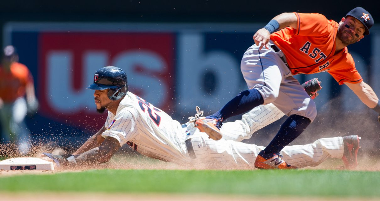 MLB Houston Astros Minnesota Twins