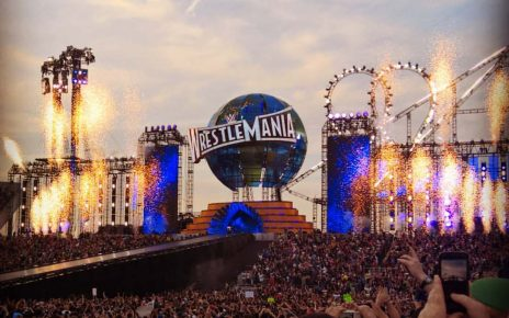 WWE Theme Park