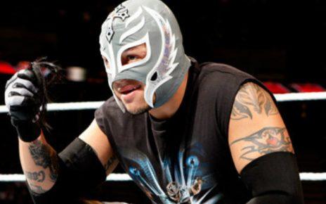 Former WWE Wrestler Rey Mysterio