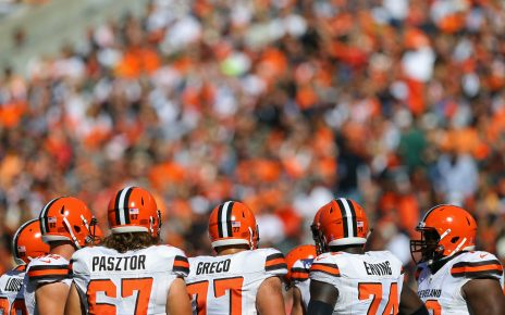 Cleveland Browns not a doormat