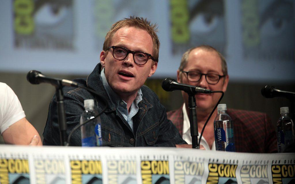 Avengers: Infinity War Comic-Con Vision