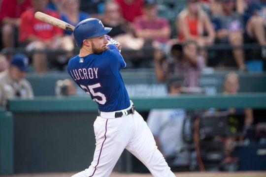 Texas Rangers, Colorado Rockies, Jonathan Lucroy
