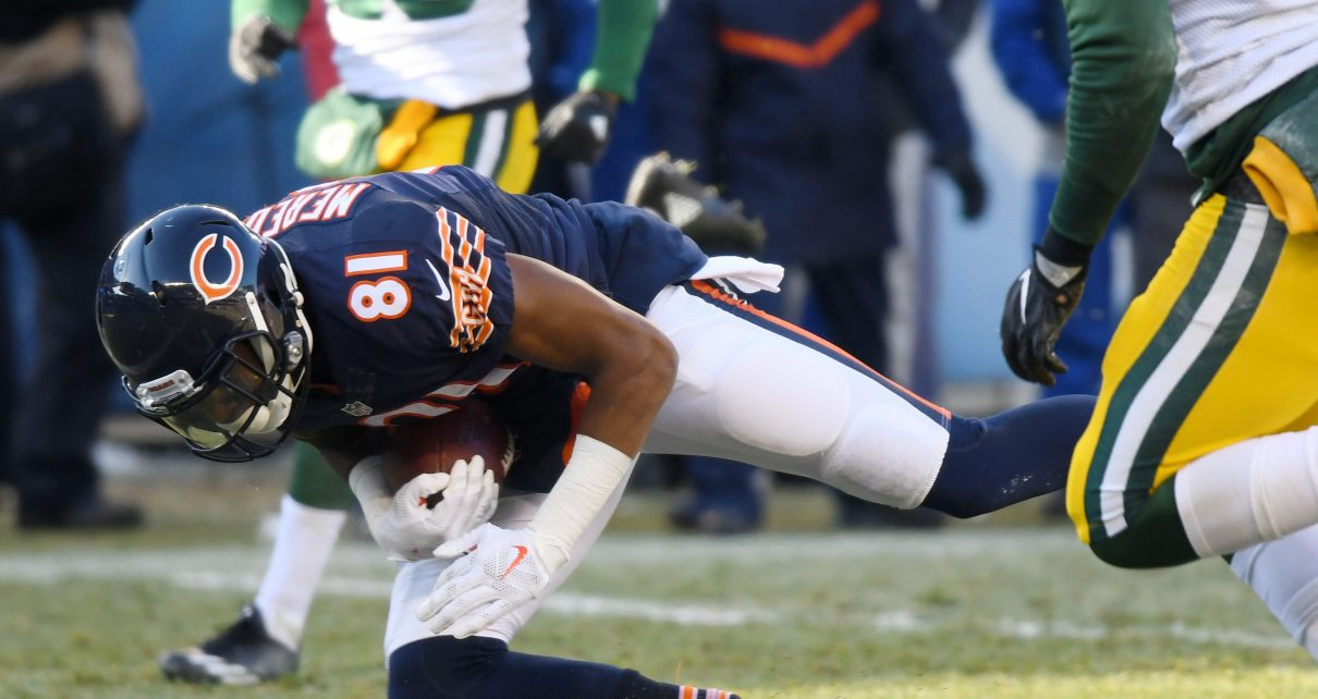 Chicago Bears WR Cameron Meredith