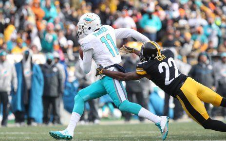 Miami Dolphins WR DeVante Parker
