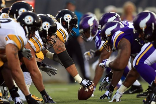 Minnesota Vikings Defensive Line