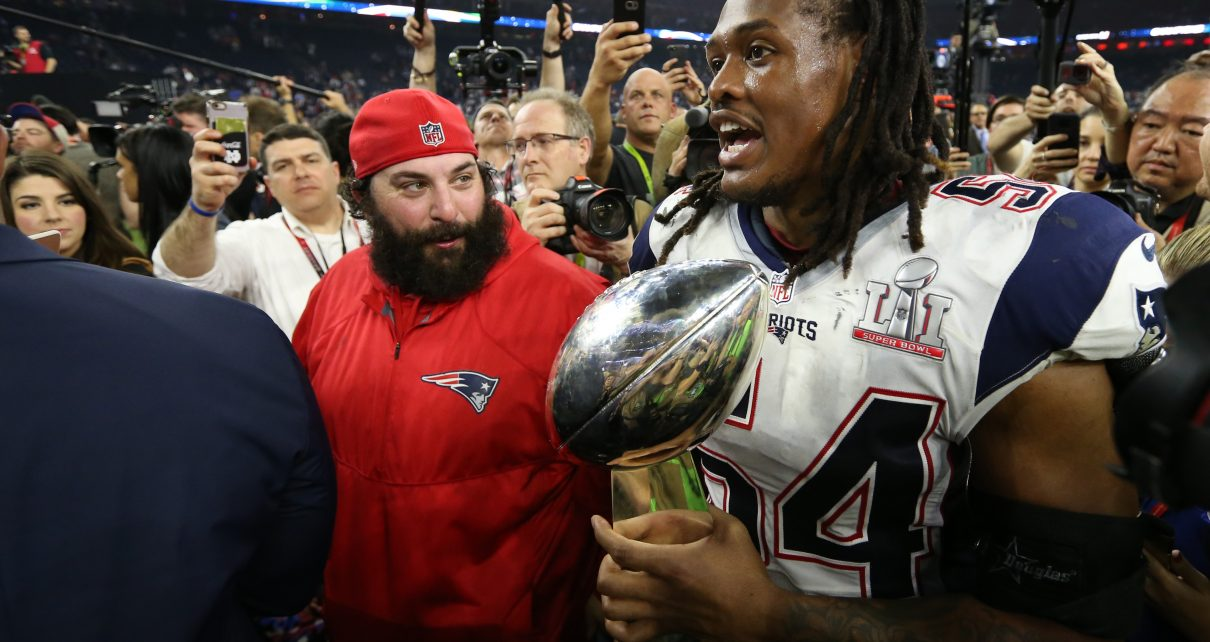 New England Patriots LB Dont'a Hightower