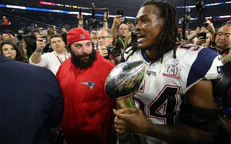New England Patriots LB Dont'a Hightower