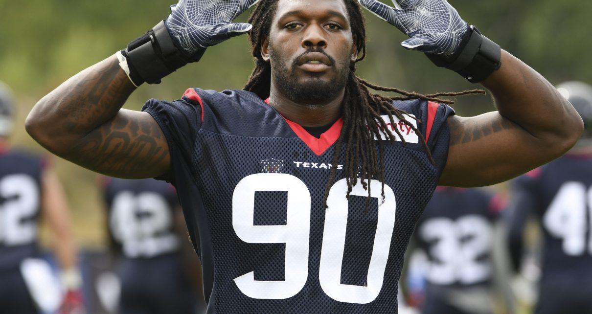 Jadeveon Clowney DE Houston Texans
