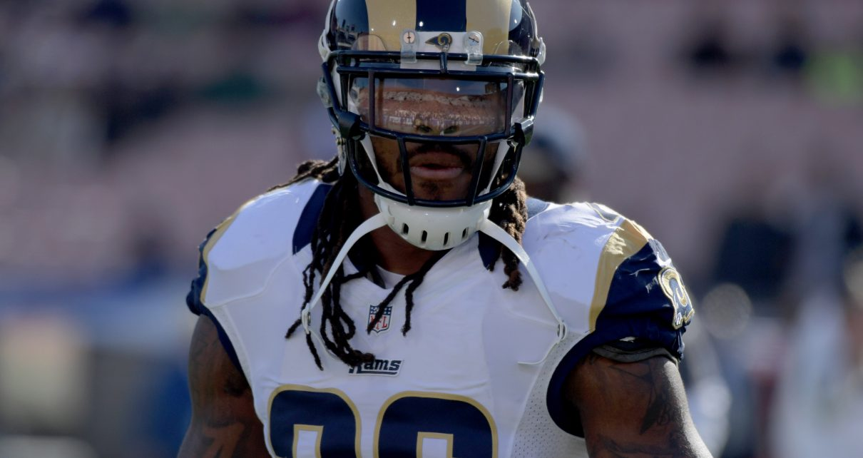 Mark Barron Los Angeles Rams