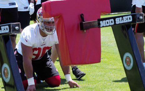 Solomon Thomas DE San Francisco 49ers