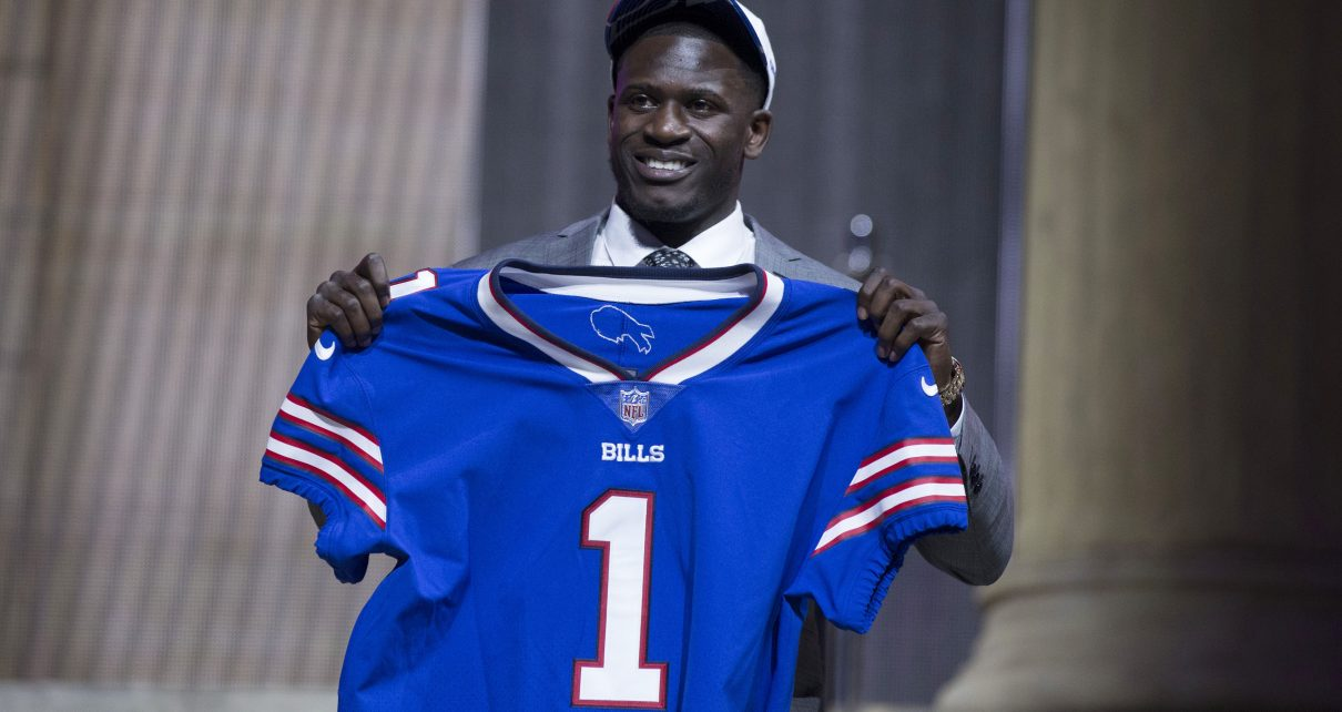 Buffalo Bills DB Tre'Davious White