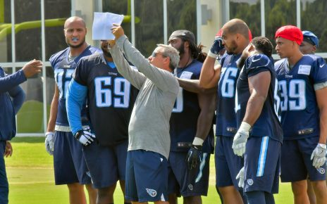 Tennessee Titans Defensive Preview
