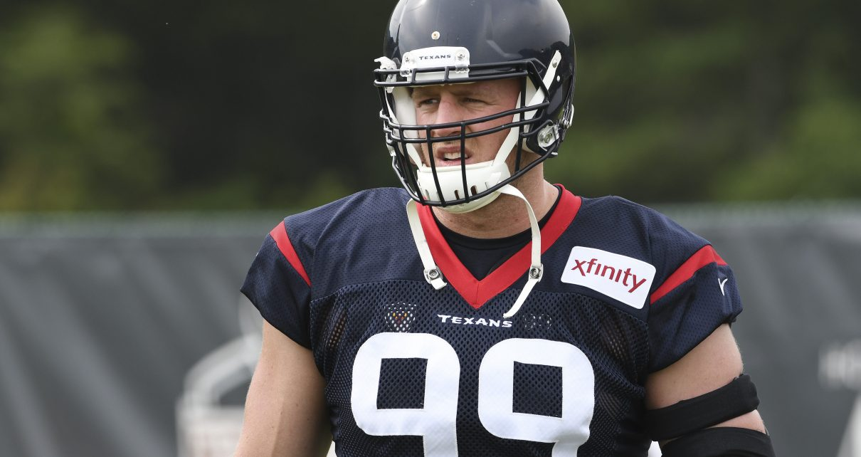 Houston Texans Defensive Preview