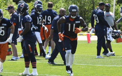 Chicago Bears Fantasy Football Outlook