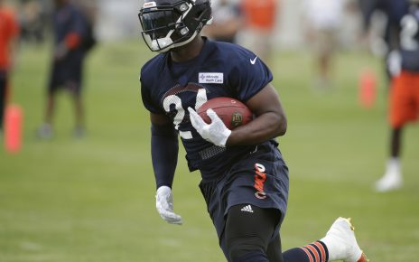 Jordan Howard RB Chicago Bears