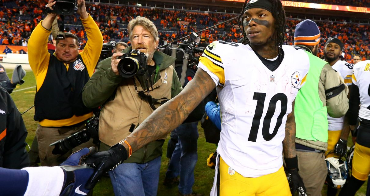 Martavis Bryant WR Pittsburgh Steelers