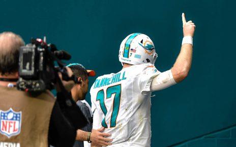 Miami Dolphins QB Ryan Tannehill