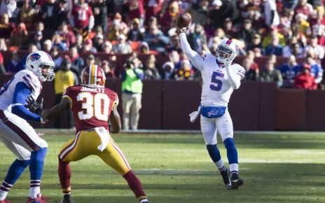 Tyrod Taylor QB Buffalo Bills