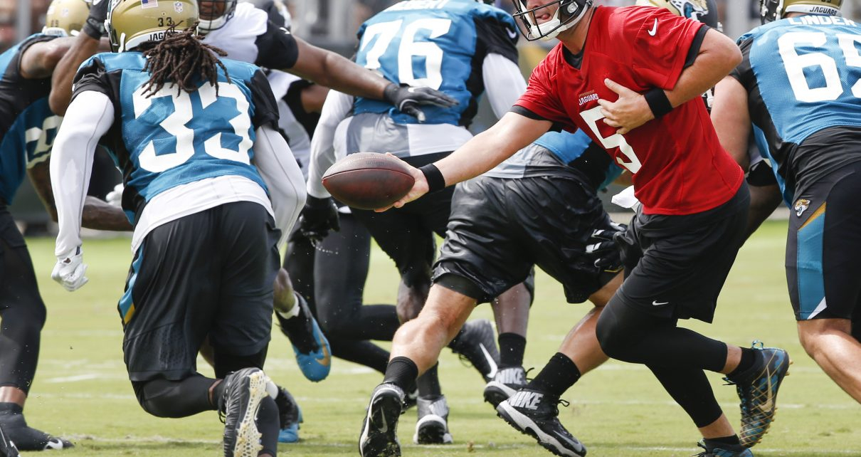 Jacksonville Jaguars Offensive Preview