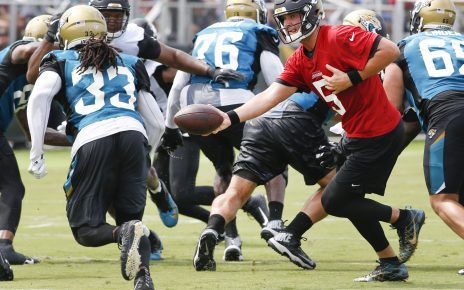Jacksonville Jaguars Offensive Preview