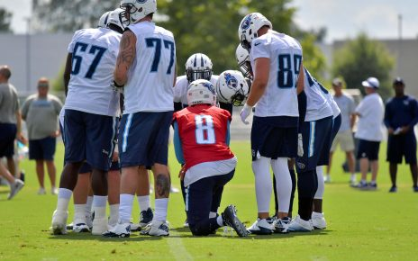 Tennessee Titans Offensive Preview
