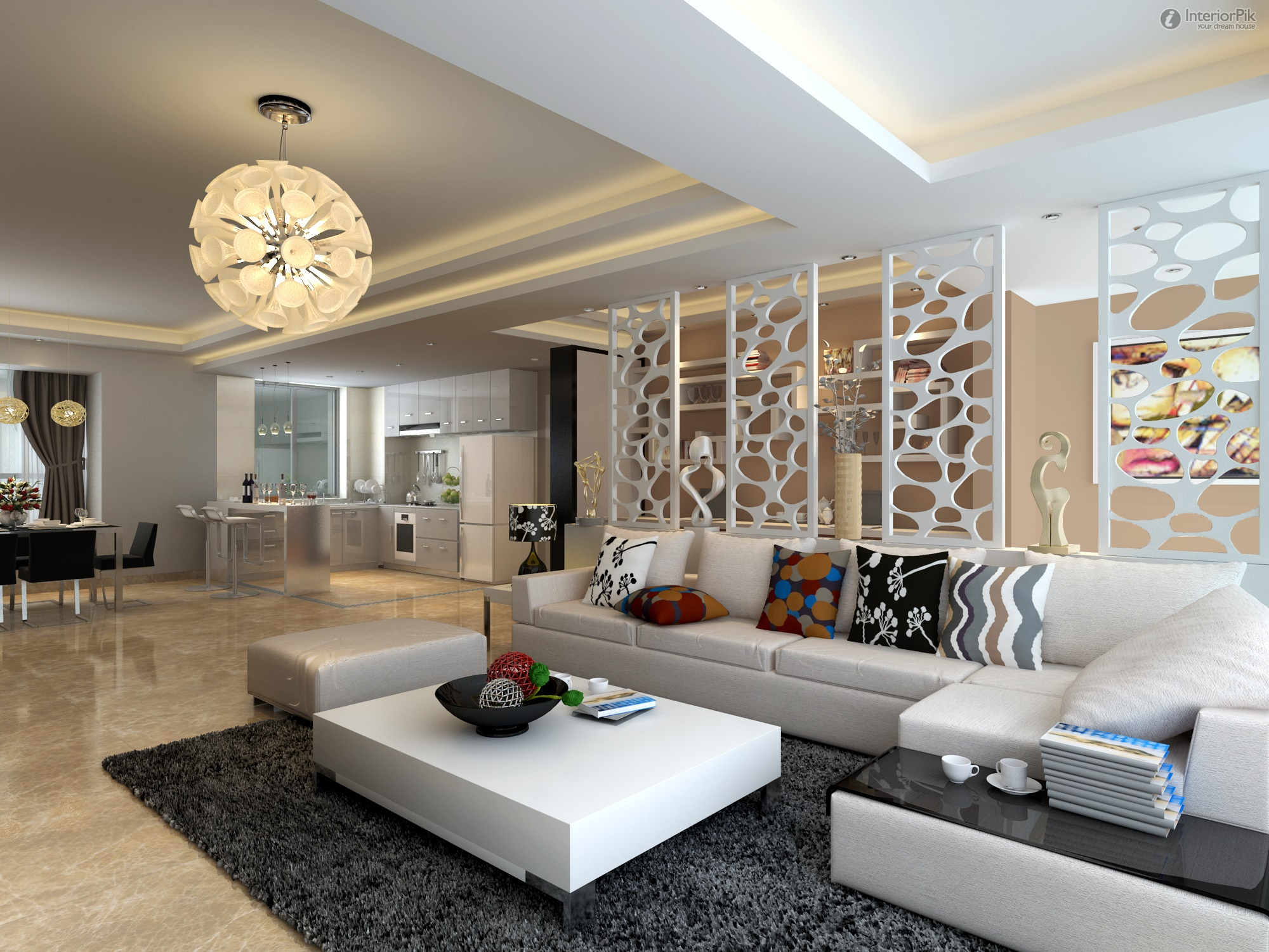 home dcor six modern ideas for your living room modern living room look - Modern Living Room Decor