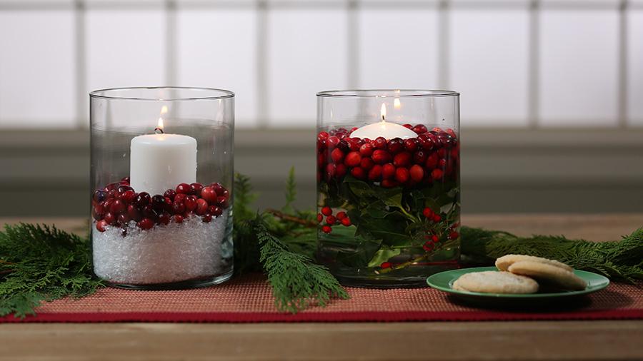 Ideas For Christmas Decorations.11 Fun Festive Christmas Decoration Ideas Infographic
