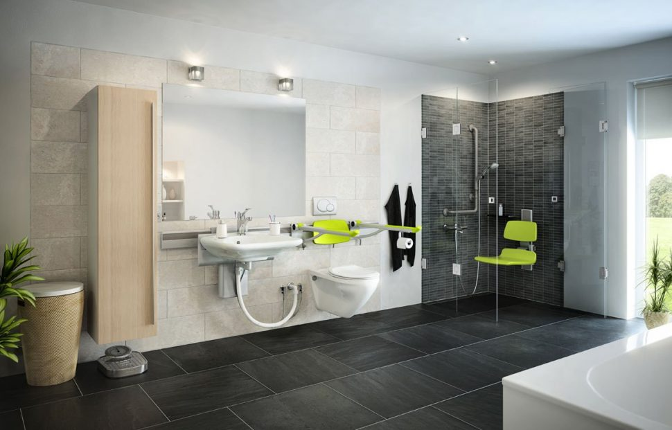 Home d cor the ultimate guide to accessible bathrooms - Easily accessible bathroom designs guide ...