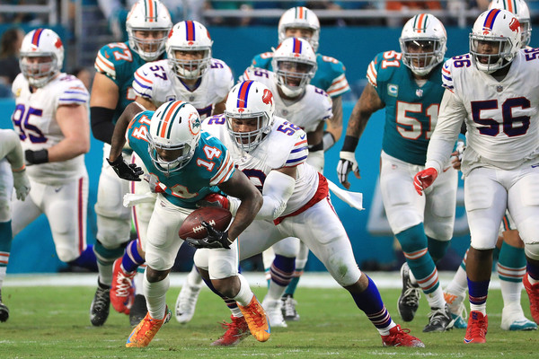 Jarvis Landry (Dec. 31, 2017 - Source: Mike Ehrmann/Getty Images North America)