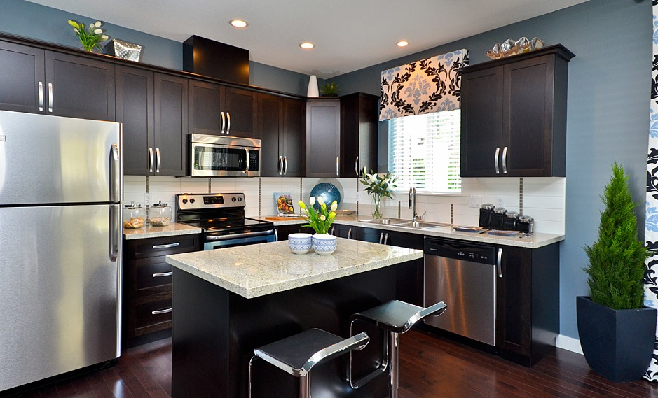 Kitchen Decorating With Dark Cabinets B85d On Most Fabulous Home Remodeling Ideas Inscmagazine