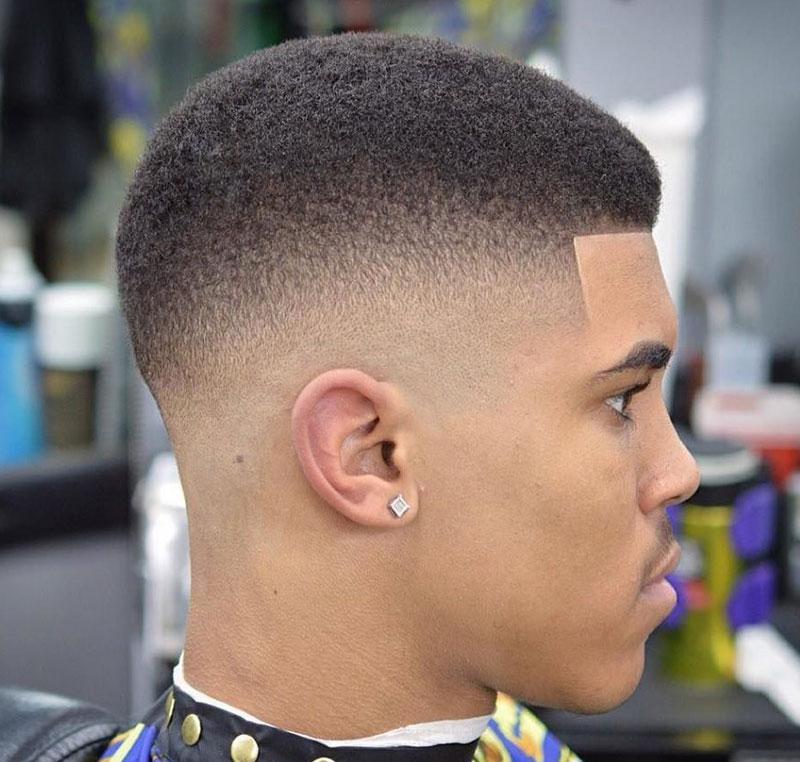 4fe5fd3da As two of the top haircuts for black men, we highly recommend going from  short to longer hair to take advantage of these different styles.