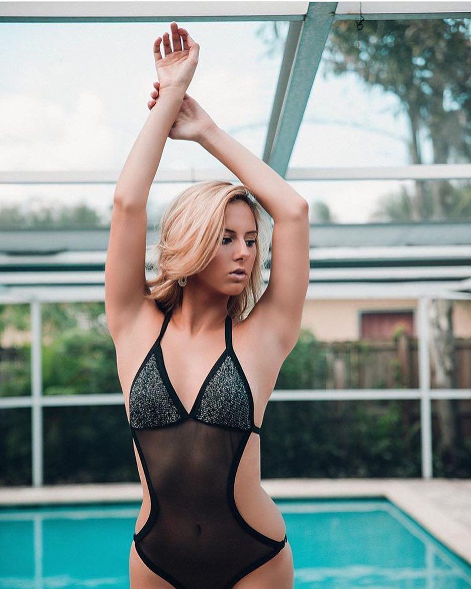 Fashion and Bikini Model Hungarian Hottie Selma Vidinlic
