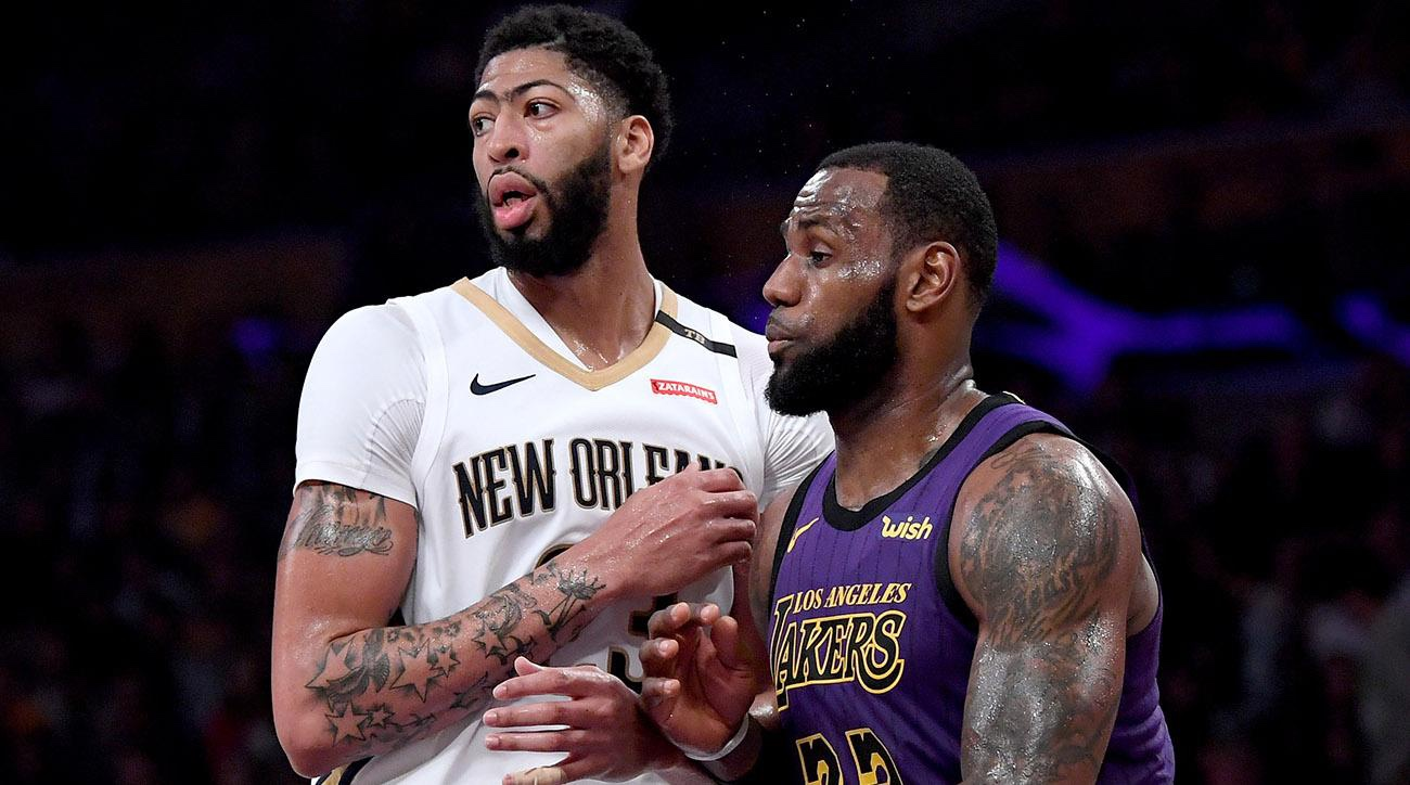NBA  Los Angeles Lakers Back Out Of Anthony Davis Trade Talks ... ebe08bcd5