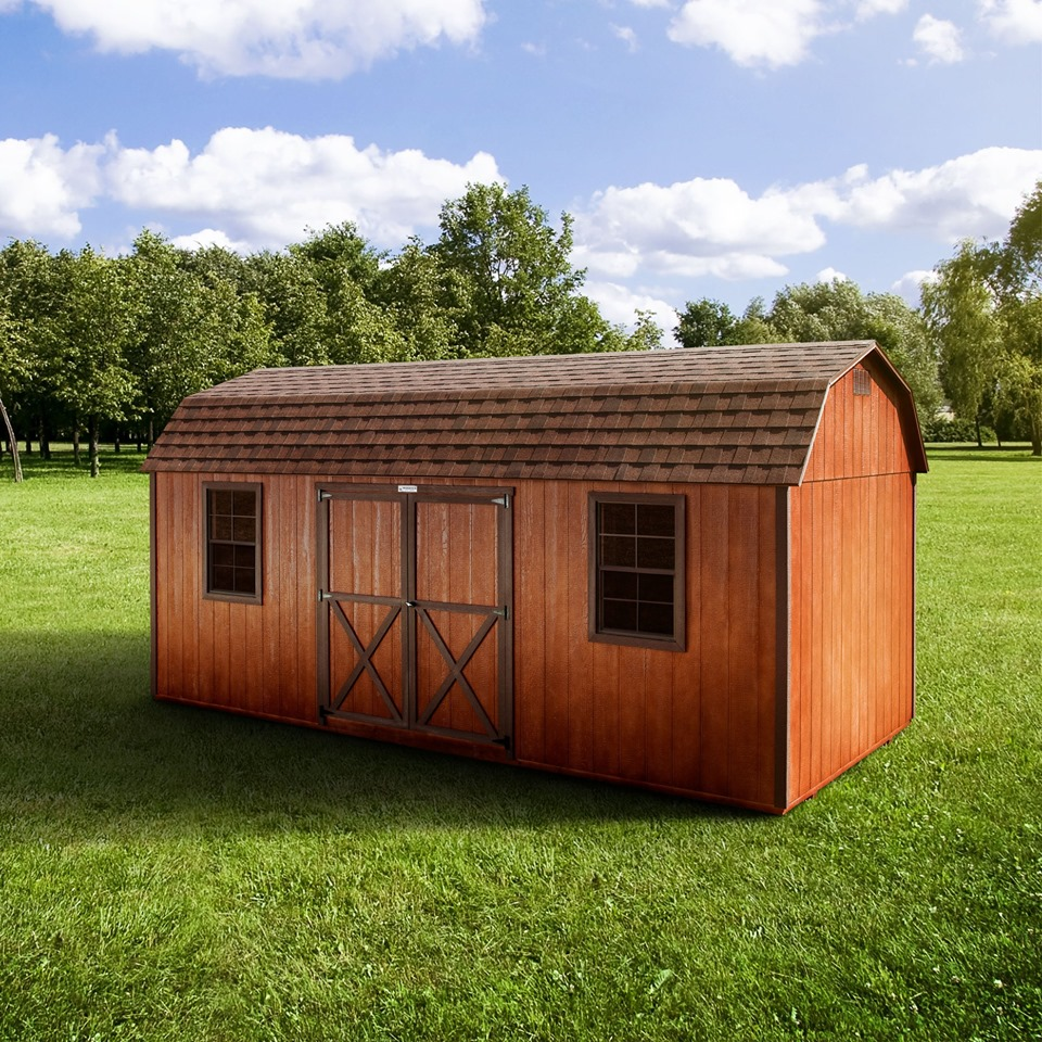 Pre-Built Shed