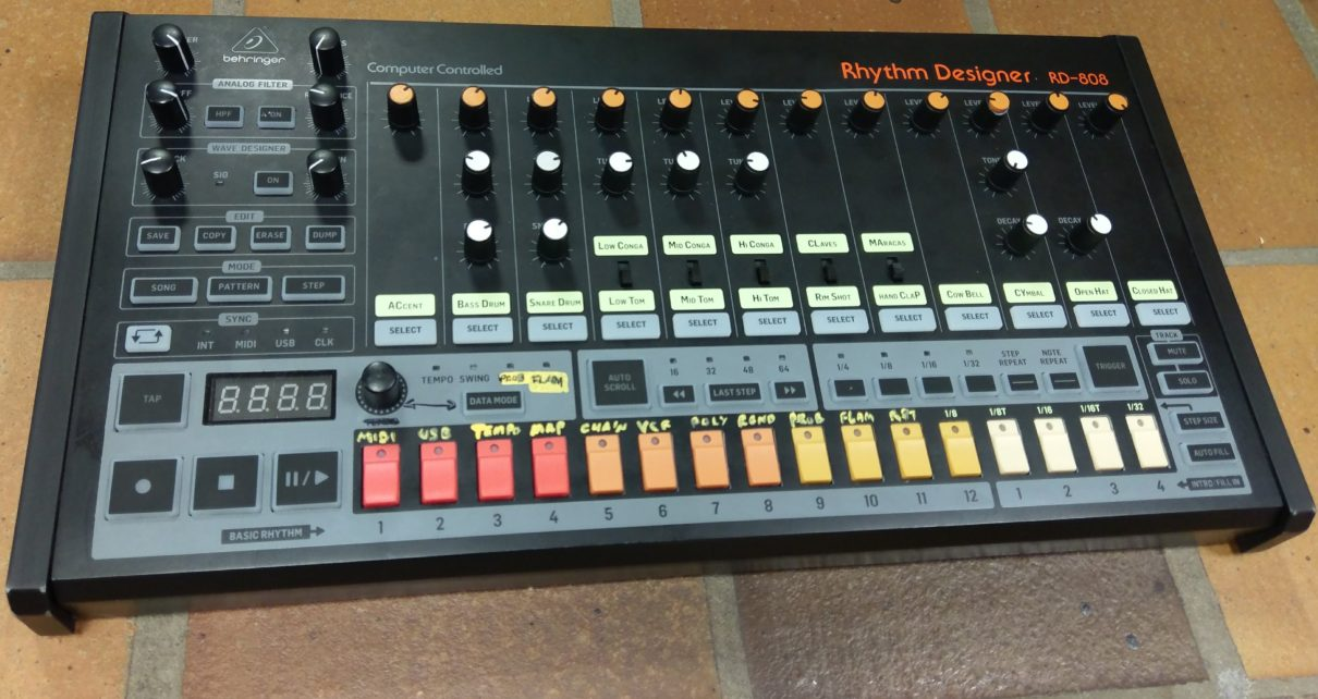 What is The Importance Of The Drum Machine in Electronic
