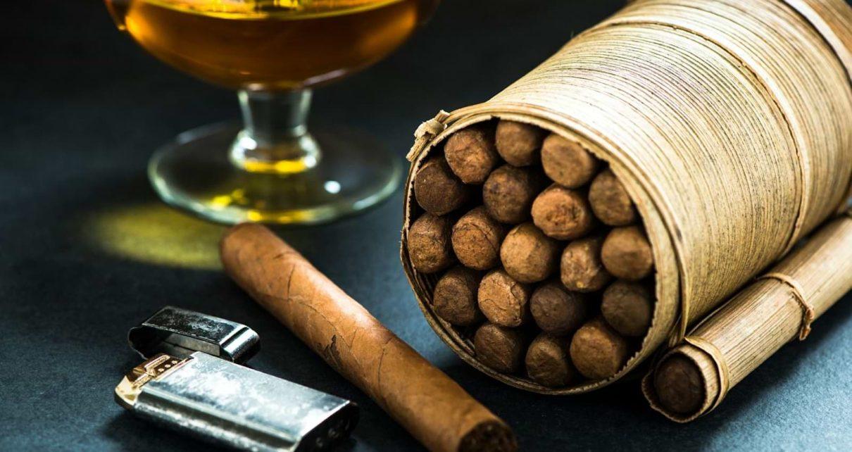 Enjoy a really good cigar