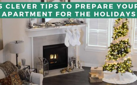 Prepare Your Apartment for the Holidays