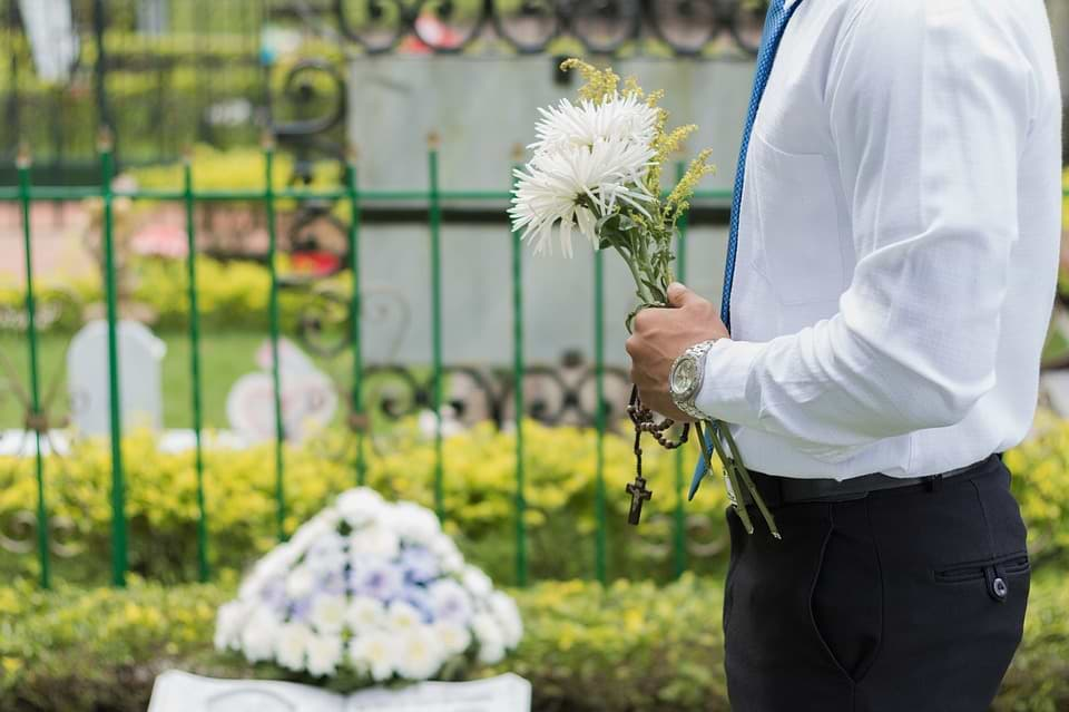 Funeral Farewell Of Your Loved Ones