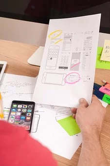 Start Creating a Wireframe