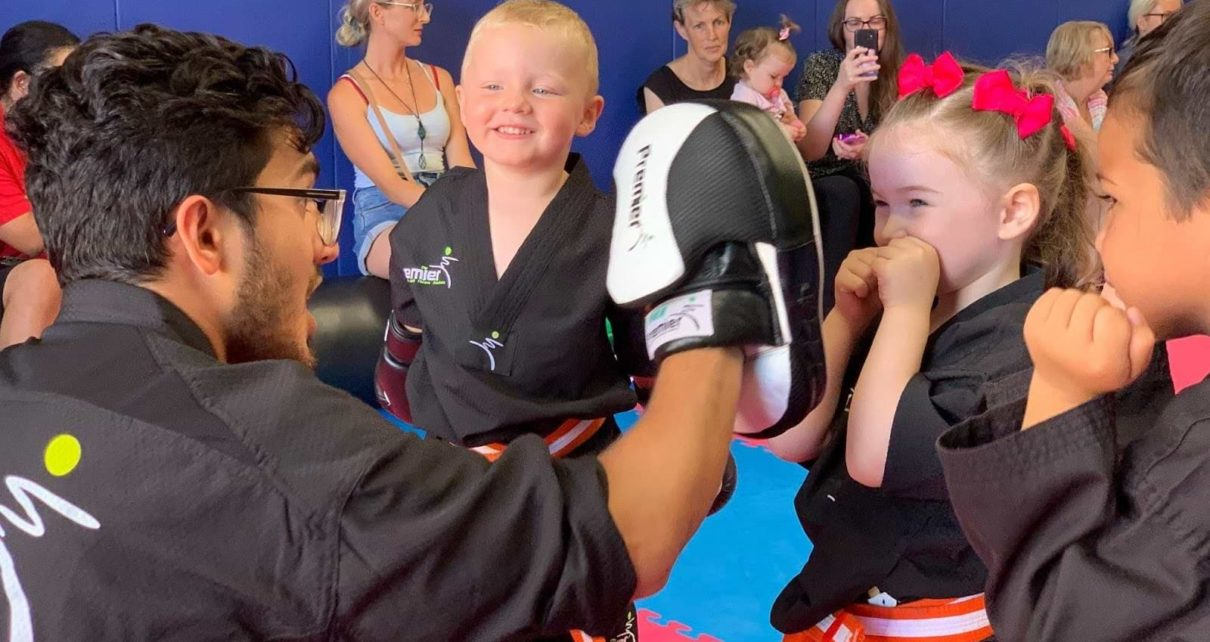 martial arts for kids,