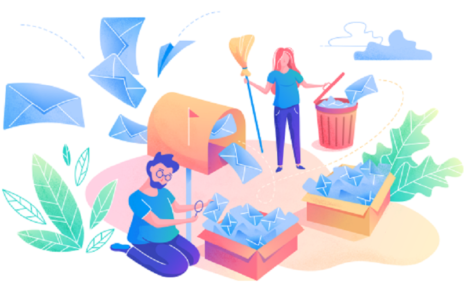 Clean Up Your Messy Mailbox