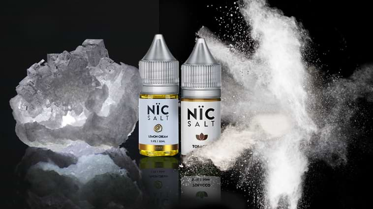 NIC Salts UK