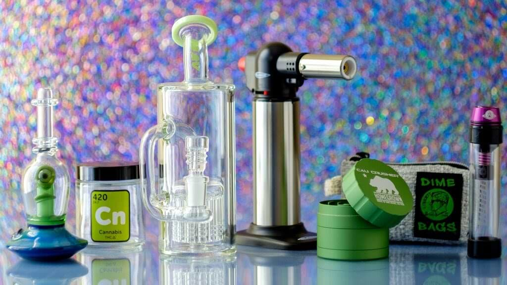 Cannabis Consumption Accessories