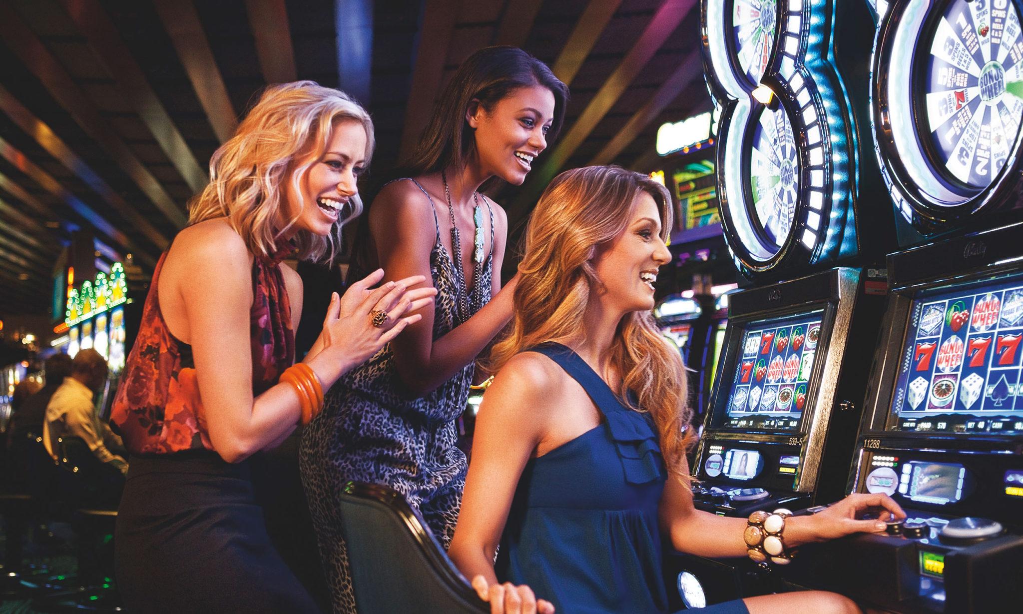 Gambling: Why People Play Slots?
