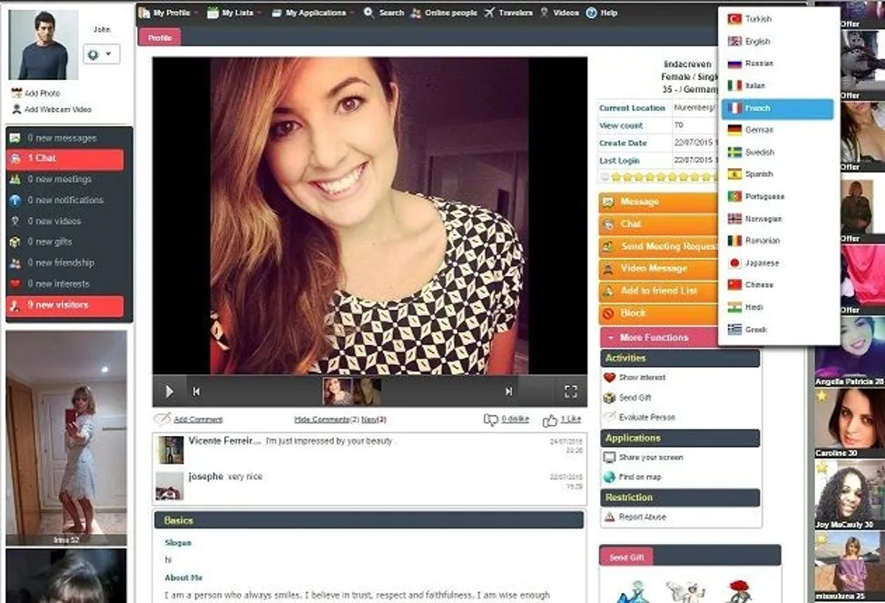 Online Dating: Precautionary Measures To Follow In Live